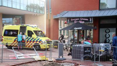 scooter-gewond-ambulance