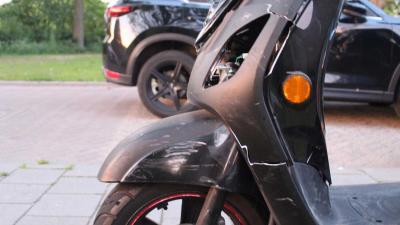 scooter-schade