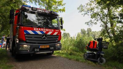 scootmobiel-brandweer
