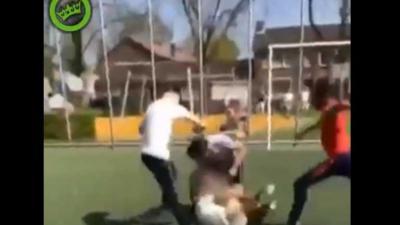Voetballer (14) zwaar mishandeld in Tilburg