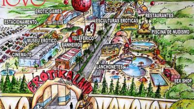 Ondernemers in Brazilië willen sekspretpark bouwen