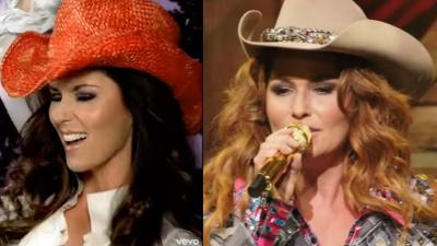 Shania Twain, de Queen of Country Pop, komt naar Amsterdam