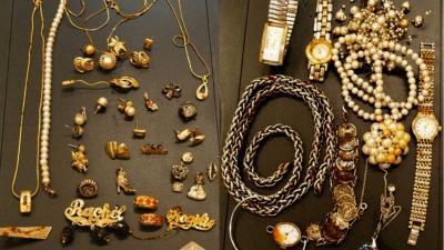 Politie zoekt eigenaren van langs de A10 begraven sieraden