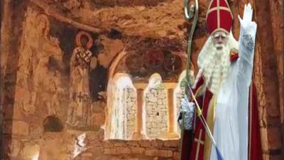 Graf Sinterklaas mogelijk gevonden