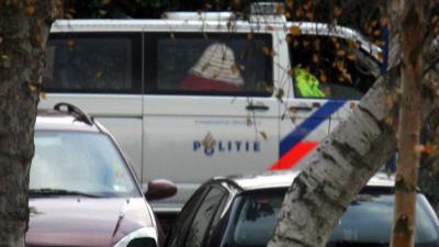 Sinterklaas door politie opgepakt?