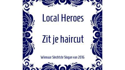 'Zit je haircut' winnaar 'slechtste slogan' 2016