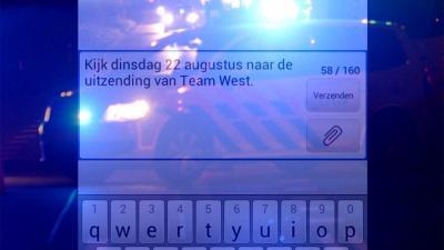 Politie stuurt sms-bom in onderzoek gewelddadige dood bejaarde vrouw