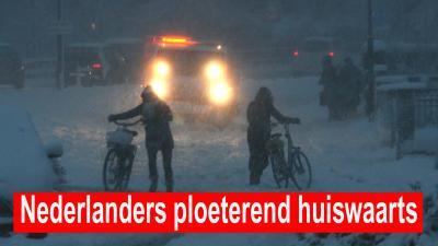 Code Rood voor steeds witter wordend Nederland