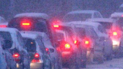 Noodtoestand en reisverbod in New York vanwege hevige sneeuwval