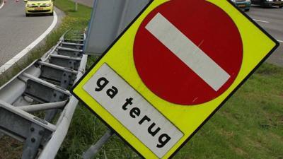 foto van snelweg | fbf archief