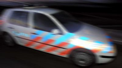 snelheid-politieauto