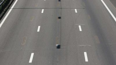 snelweg-leeg-lockdown