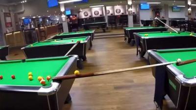 Video van trickshot van 152 meter al meer dan miljoen keer bekeken
