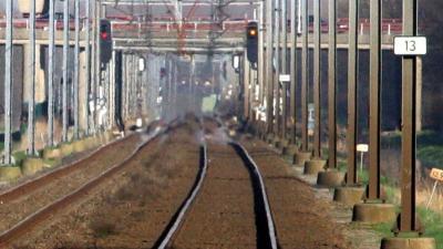 Naast het gevaar leiden spoorlopers tot 30% van de treinvertragingen