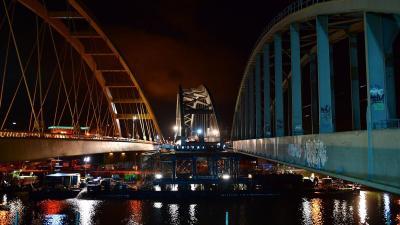 Amsterdam-Rijnkanaal zeker tot middernacht gestremd