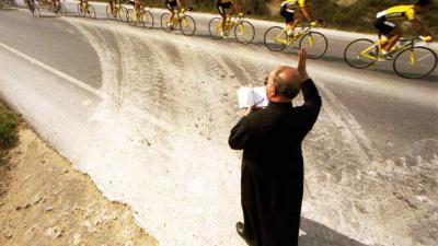Sportblessures vooral onder wielrennen, mountainbiken, hardlopen, fitness