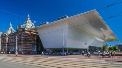 Foto van Stedelijk Museum | John Lewis Marshall