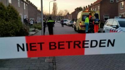 Gewonde na steekpartij Admiraal de Ruyterlaan Uithoorn