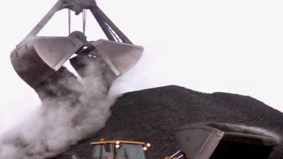 Contract overslag steenkool Rotterdamse Haven met 25 jaar verlengd