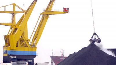 steenkool-kraan