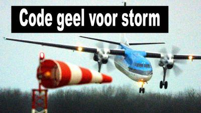 KNMI waarschuwt voor zeer zware windstoten