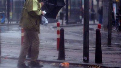 Eerste herfststorm dit jaar al vroeg in het seizoen