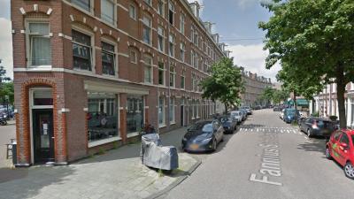 Explosief ontploft in Amsterdam