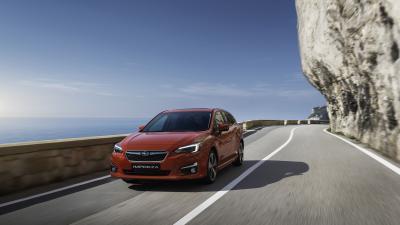 Nieuwe Subaru komt naar Nederland