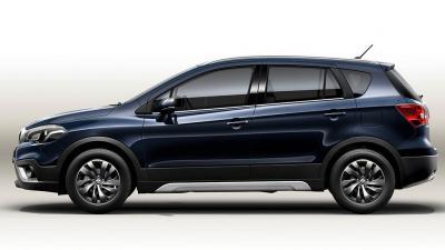 Suzuki introduceert de nieuwe S-Cross