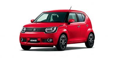 Suzuki toont eerste beelden productieversie nieuwe Ignis