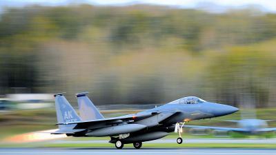 F-15 gevechtsvliegtuig