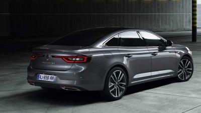 Renault presenteert de geheel nieuwe Talisman