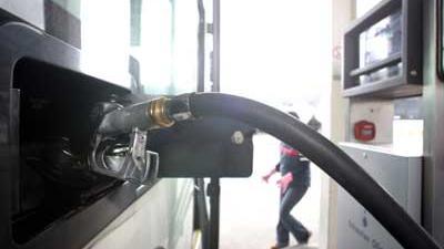 Foto van diesel tanken vrachtwagen | Archief EHF