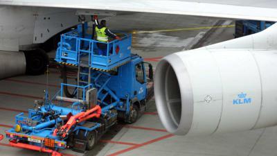 tanken-vliegtuig