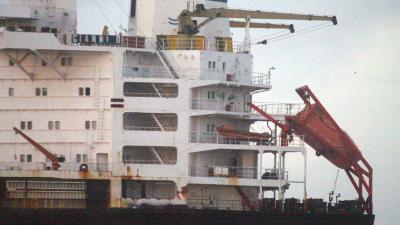Olietankers domineren kustvaart