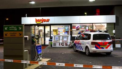 Gewapende overval tankstation Hambakenweg Den Bosch