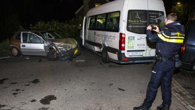 Ernstig verkeersongeval voor bar in Den Dungen