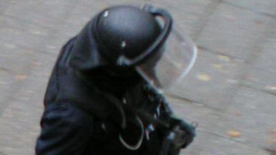 Salah Abdeslam liet brief op straat achter tijdens arrestatie
