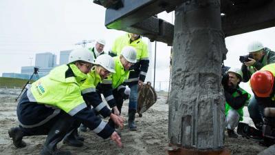 TenneT start aanleg groene onderzeese COBRAcable naar Denemarken
