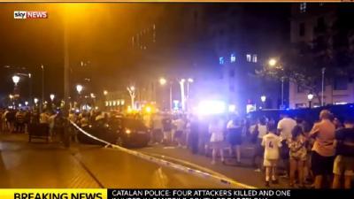 Nieuwe aanslag Spanje, 7 gewonden in badplaats Cambrils