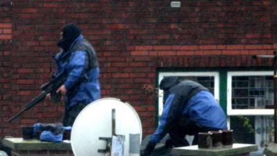 'Terreurverdachte door Belgische politie doodgeschoten in Brussel'