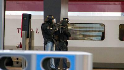 Geen explosieven of wapens aangetroffen na aanhouding verdachte Thalys Rotterdam