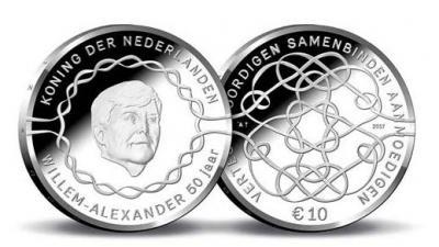 Ontwerp Verjaardagstientje van Koning Willem-Alexander onthuld