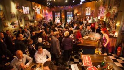 Recordaantal bezoekers voor Top 2000 Café
