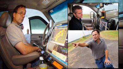 foto van tornadojagers | Discovery Channel