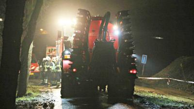 foto van tractor | Henk Brunink