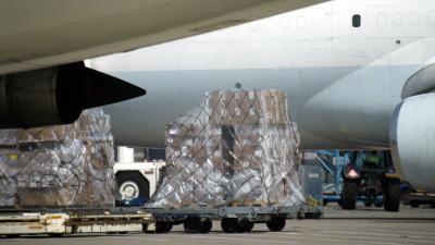 Record aan goederen vervoerd in Nederland