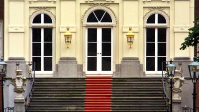 Opknapbeurt paleis Huis ten Bosch valt 4,1 miljoen euro duurder uit