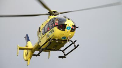 Mobiel Medisch Team UMCG verhuist met traumahelikopter naar Eelde