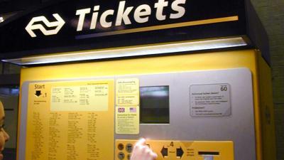 trein-kaartje